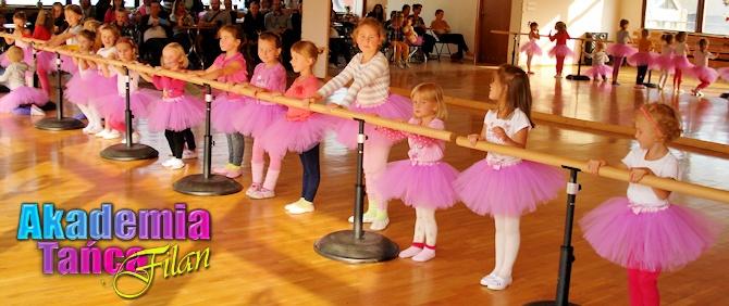 Akademia Tańca Fila dla dzieci