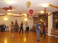 Zajęcia z tańca towarzyskiego z grupą początkującą