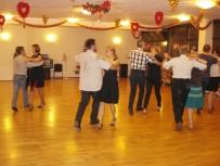 Zajęcia z tańca towarzyskiego z grupą zaawansowaną